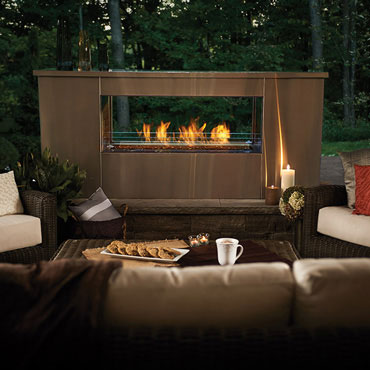 Napoleon Outdoor Fireplaces and grills