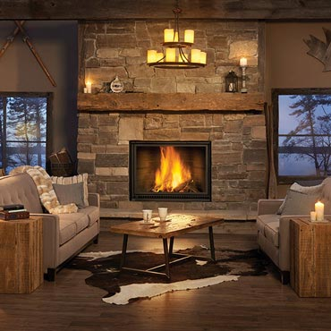 wood fireplaces home page