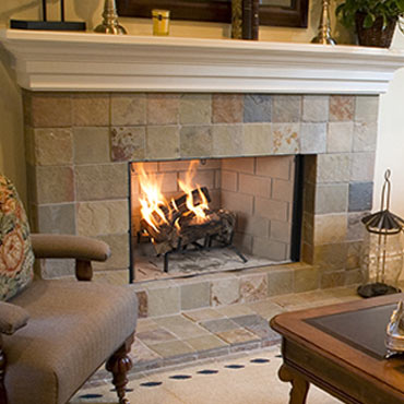 Superior hearth fireplace